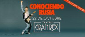 Conociendo Rusia @ Teatro Gran Rex
