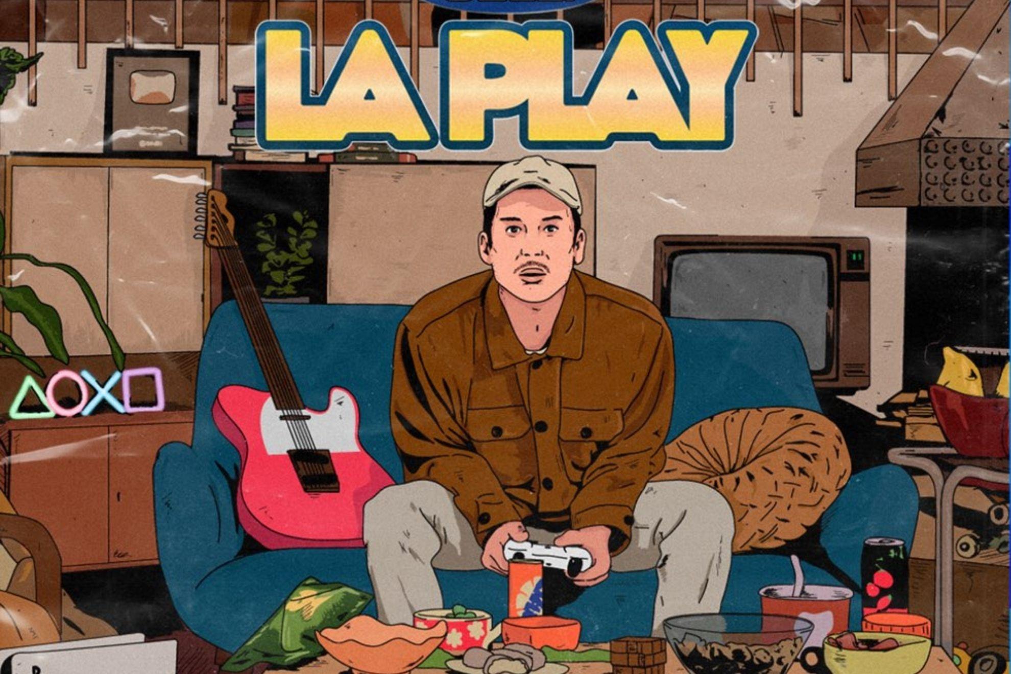 """Santi Celli y su pasión por """"La play"""""""