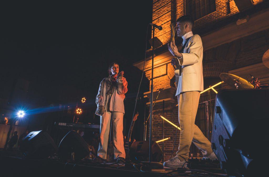 Tarsitano show recital camping chechi de marcos